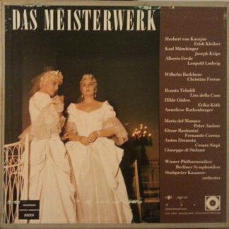 Various - Das Meisterwerk (3xLP, Comp, Club + Box)
