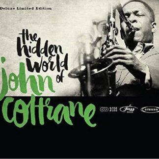 Various - The Hidden World of John Coltrane (3xCD, Comp, Dlx, Ltd)