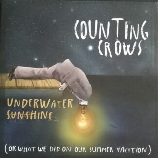 Counting Crows - Underwater Sunshine (Or What We Did On Our Summer Vacation) (2xLP, Album, Ltd, Num, RE, Whi)