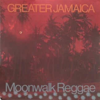 Tommy McCook & The Supersonics - Greater Jamaica Moonwalk Reggae (LP, Album, Ltd, Num, RE, Ora)