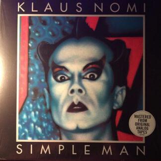Klaus Nomi - Simple Man (LP, Album, RE)
