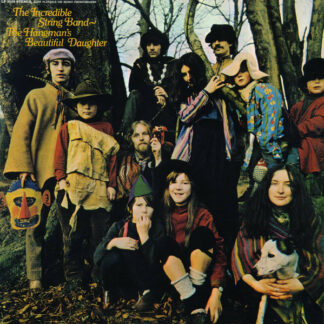 The Incredible String Band - The Hangman's Beautiful Daughter (LP, Album, RE)