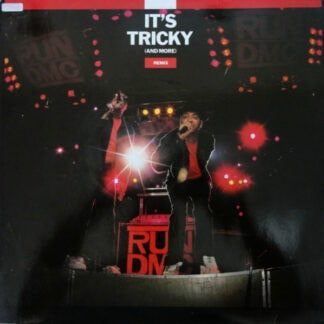 """Run-D.M.C.* - It's Tricky (And More) (Remix) (12"""", Maxi)"""