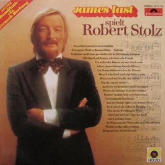James Last - James Last Spielt Robert Stolz (LP, Album)