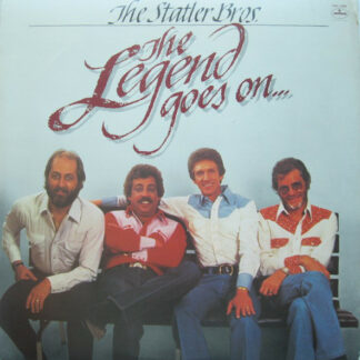 The Statler Bros.* - The Legend Goes On... (LP, Album)