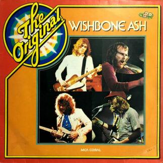Wishbone Ash - The Original Wishbone Ash (LP, Comp, RE)