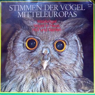 Dr. Michael Schubert* - Stimmen Der Vögel Mitteleuropas (2xLP, Mono)