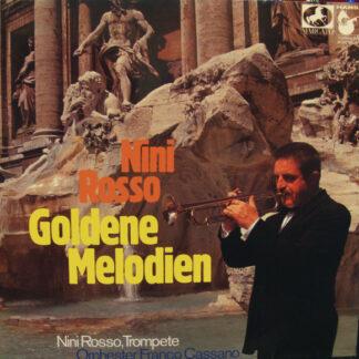 Nini Rosso - Goldene Melodien (LP)