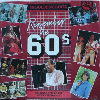 Various - 60 Golden Oldies - Remember The 60s (3xLP, Comp + Box)