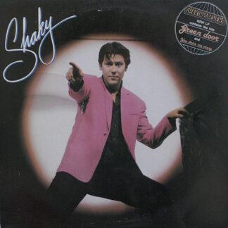 Shakin' Stevens - Shaky (LP, Album)