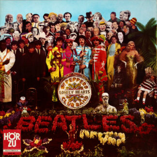 The Beatles - Sgt. Pepper's Lonely Hearts Club Band (LP, Album, RE)