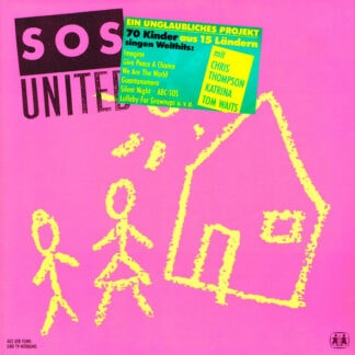 S.O.S. United - SOS United (LP, Album)