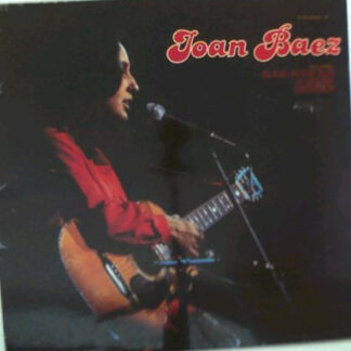 Joan Baez - A Package Of Joan Baez (LP, Album)