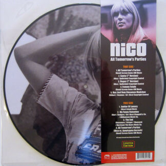 Nico (3) - All Tomorrow's Parties (LP, Comp, Ltd, Pic)