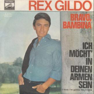 """Rex Gildo - Bravo, Bambina (7"""", Single)"""