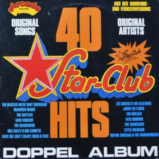 Various - Star Club - 40 Star-Club Hits (2xLP, Comp, Mono)