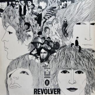 The Beatles - Revolver (LP, Album)