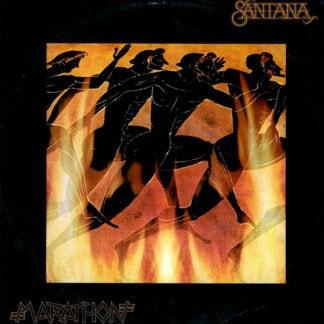 Santana - Marathon (LP, Album)