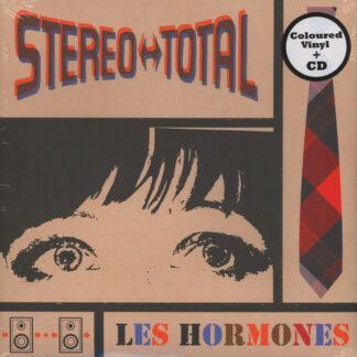 Stereo Total - Les Hormones (LP, Album, Blu + CD, Album)