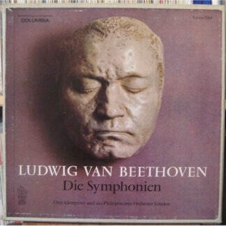 Ludwig Van Beethoven, Philharmonia Orchester London*, Otto Klemperer - Die Neun Symphonien - Sonderauflage (8xLP, S/Edition + Box)