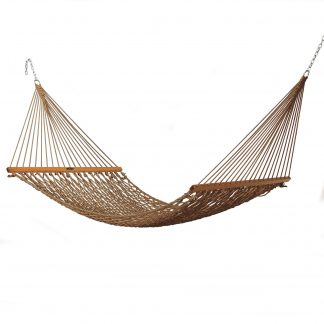 Antique Brown Single Original Duracord Hammock
