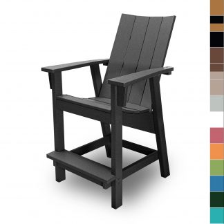Hatteras Counter Height Chair - Color blocks - HHCC1