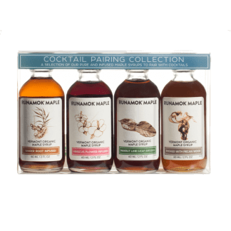 Cocktail Pairing Collection by Runamok Maple