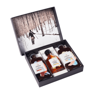 Old Fashioned Gift Box by Runamok Maple