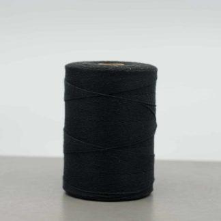 Cotton Thread - 4 ply - Black