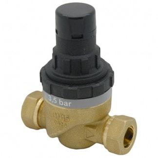 Heatrae Sadia - Unvented Water Heater Pressure Reducing Valve Pack U1