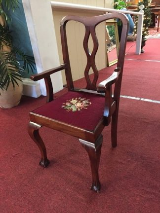 Miniature Chippendale Chair