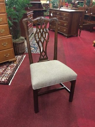Chippendale Style Single Chair