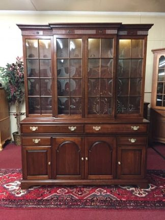Pennsylvania House Federal Style China Cabinet