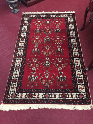 Persian Tree of Life Area Rug