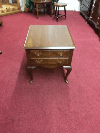 Vintage Jamestown Sterling End Table