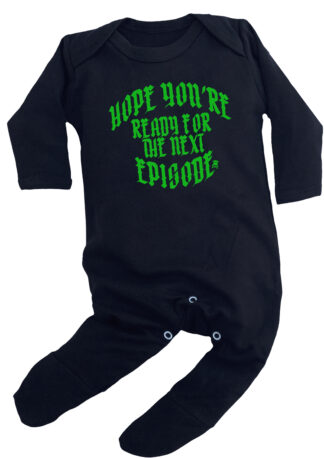 Dr Dre Next Episode Baby Sleepsuit Clothes