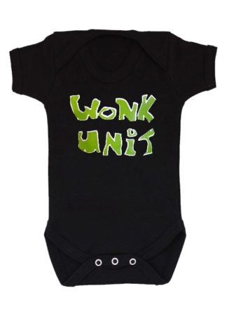 Wonk Unit Baby Grow & Baby Clothes
