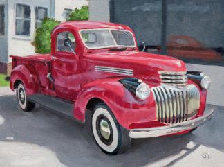 '46 Chevy pickup by Raphael Schnepf