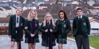 Derry Girls Season 3 banner