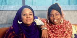 Ein muslimische Hip-Hop-Musikerin geht ihren Weg.