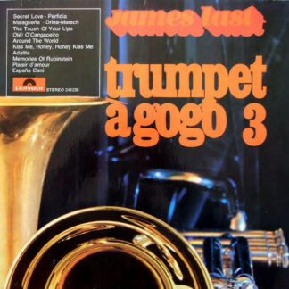 James Last - Trumpet À Gogo 3 (LP, Album)