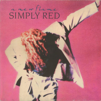 Simply Red - A New Flame (LP, Album)
