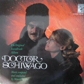 Maurice Jarre - Doctor Schiwago - The Original Soundtrack Album (LP)