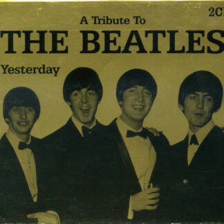 Various - A Tribute To The Beatles - Yesterday (2xCD, Comp, Sli)