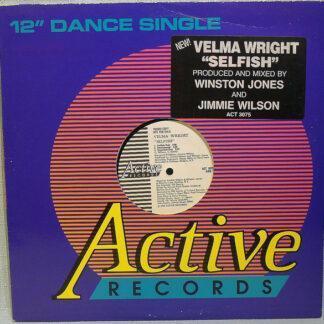 Velma Wright - Selfish (12