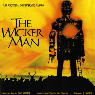Paul Giovanni - The Wicker Man (LP, Ltd, RE, Ora)