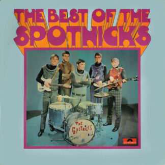 The Spotnicks - The Best Of The Spotnicks (LP, Comp, RP)