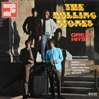 The Rolling Stones - Great Hits (LP, Comp)