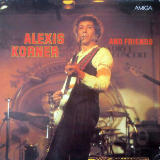 Alexis Korner - Alexis Korner And Friends (LP, Comp, RE)