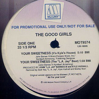 The Good Girls - Your Sweetness (12